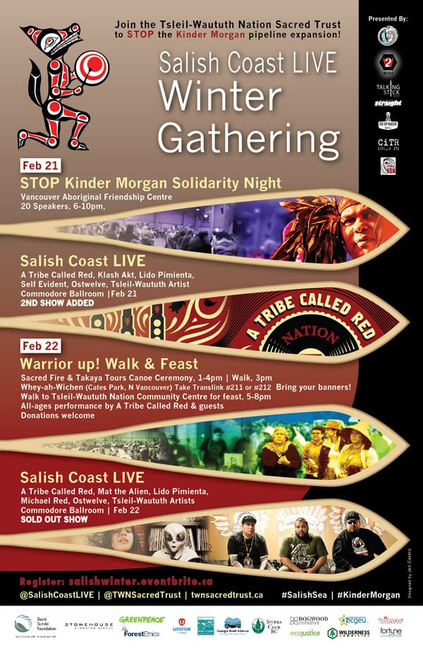 Salish Coast LIVE Winter Gathering