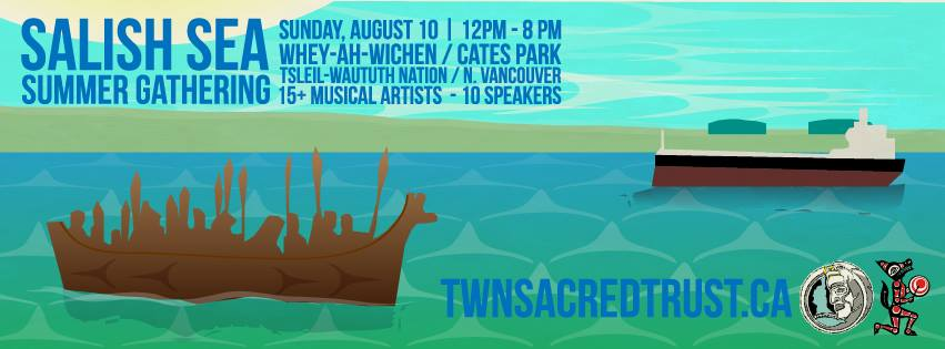 Salish Sea Summer Gathering